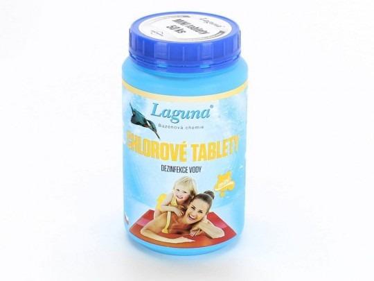 Chlórové mini tablety 1kg