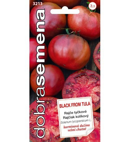 rajčiak BLACK FROM TULA -30s