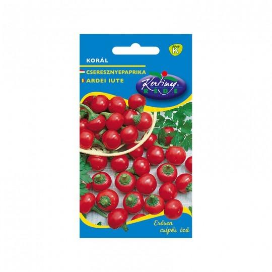 Paprika čerešňová pálivá - KORAL - 50s