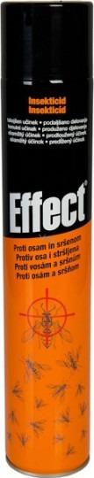 Effect proti osam a sršňom 750ml