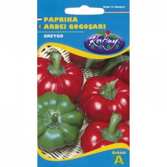 Paprika rajčinová sladká – Greygo, 50 sem.