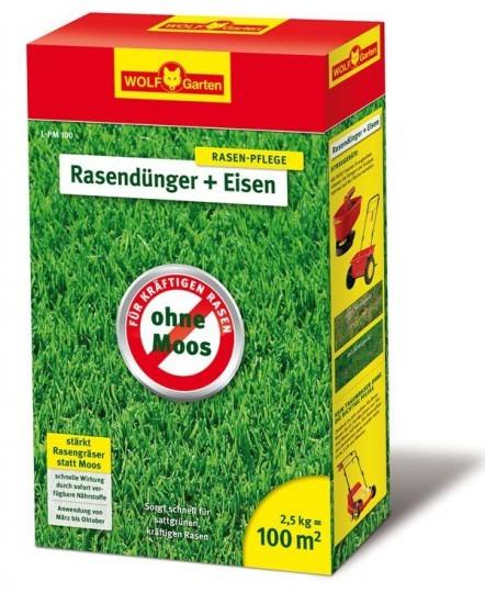 Hnojivo na trávnik WOLF-Garten LP-M 100