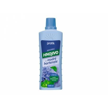 Kapka hnojivo na modré hortenzie PROFÍK 500 ml