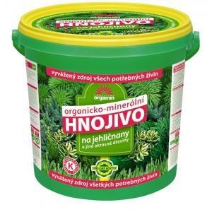 Hoštické hnojivo na ihličnany 5kg