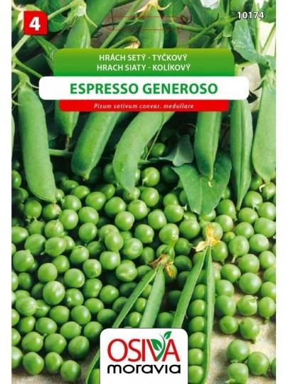 Hrach ťahavý - ESPRESSO GENEROSO 40g
