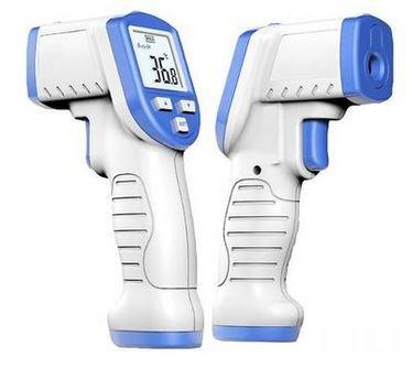 Infračervený teplomer na meranie telesnej teploty