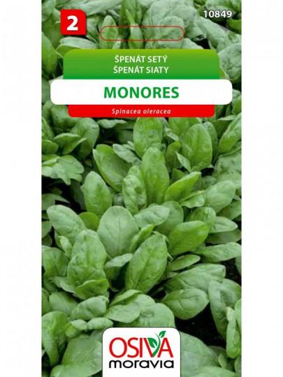 Špenát MONORES - 8g