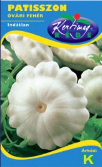 Patizón biely – Óvári fehér, 3 g