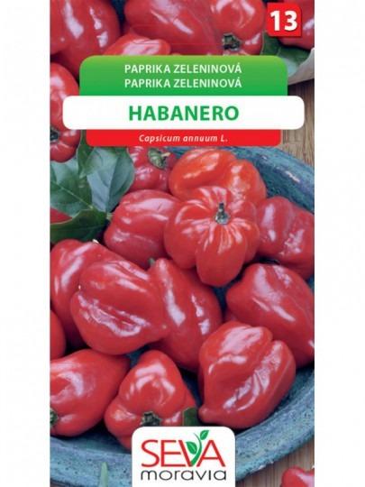 Paprika HABANERO - 15s