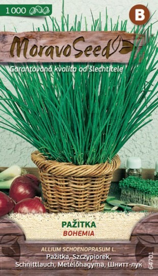 Pažitka - Bohemia 1,8g