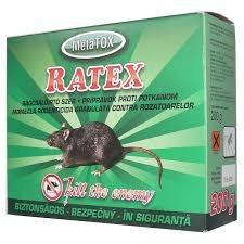 RATEX granule
