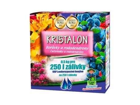 Kristalon kyslomilné rastliny 0,5 kg