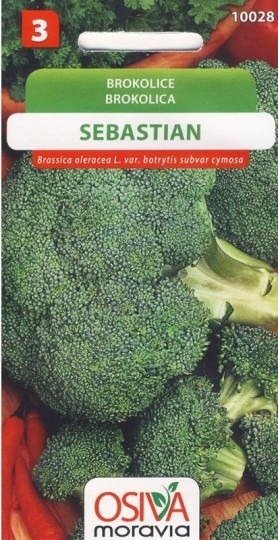 Brokolica SEBASTIAN 0,6g