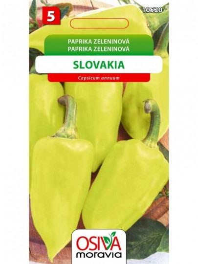 Paprika ročná – sladká SLOVAKIA 0,6g