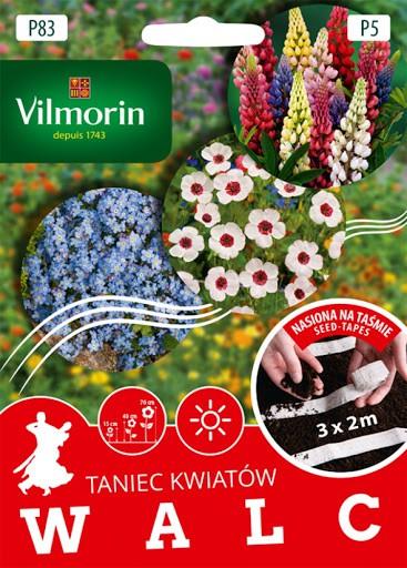 P83 Kolekcia semien na pásiku WALTZ