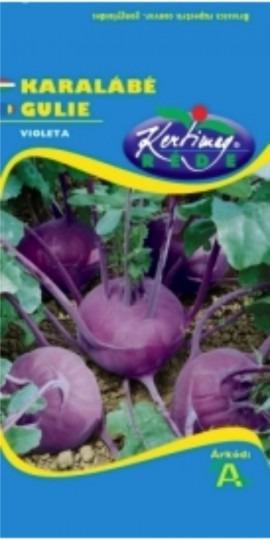 Kaleráb modrý neskorý – Violeta, 1 g