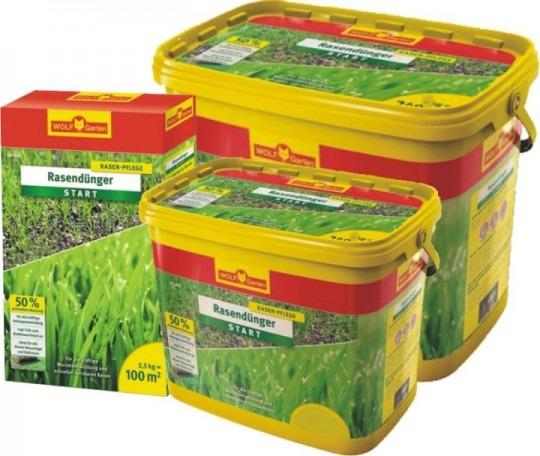 Wolf-Garten hnojivo na trávnik štartovacie LY 500 12,5kg